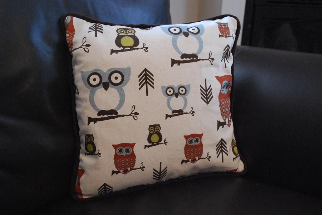 Elliott's pillow
