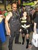 Bat-Girl & Blade @ WonderCon 2011