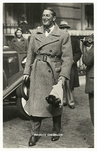 Maurice Chevalier in The Hague (1932)