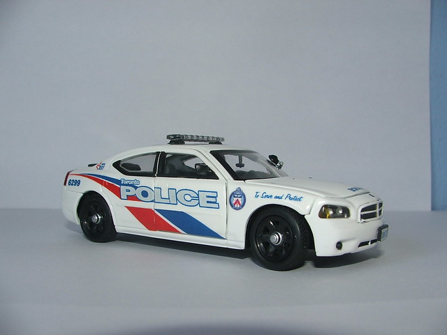 Dodge Charger Toronto Police Canada Flickr Photo
