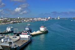 Nassau Harbour, Bahamas