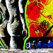 Small photo of Bottom Roger P 34th Street Wall Graffiti Gainesville