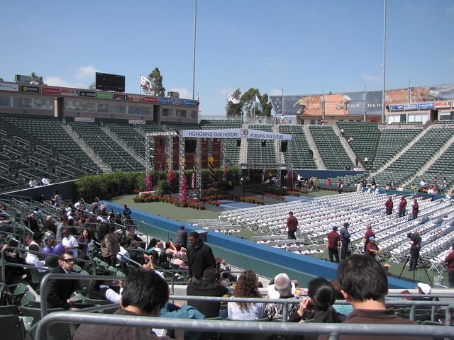 Home Depot Center Tennis Stadium Flickr Photo Sharing