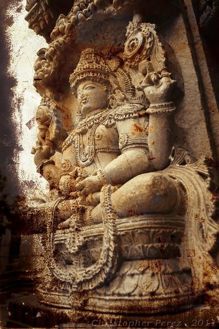 Somnathpura Detail