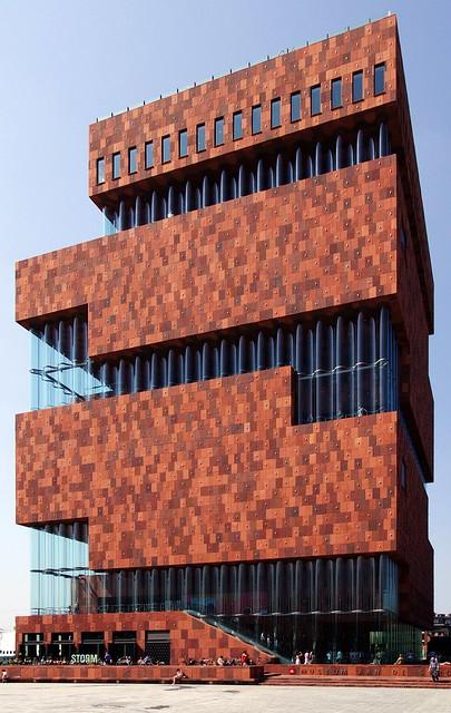 Museum Aan de Schelde. Antwerpen