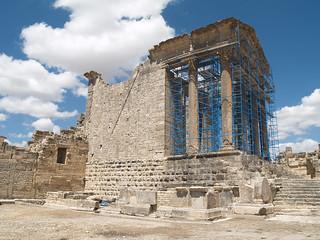 The Capital at Dougga (IV)
