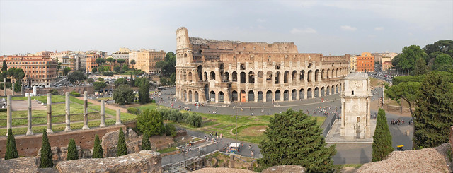 Le Colisée (Rome)