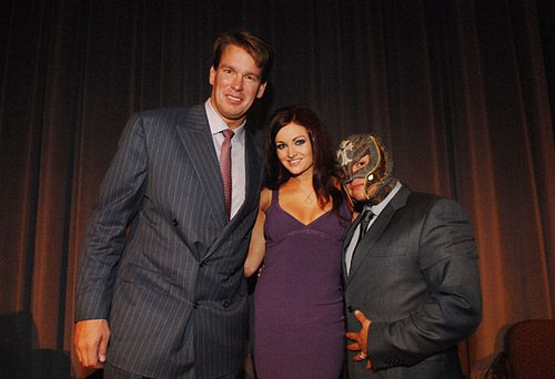 Maria Jbl And Rey Mysterio Candygyrl5223 Flickr