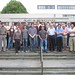 cp3 group picture (june 2011) by Math Physics UCLouvain