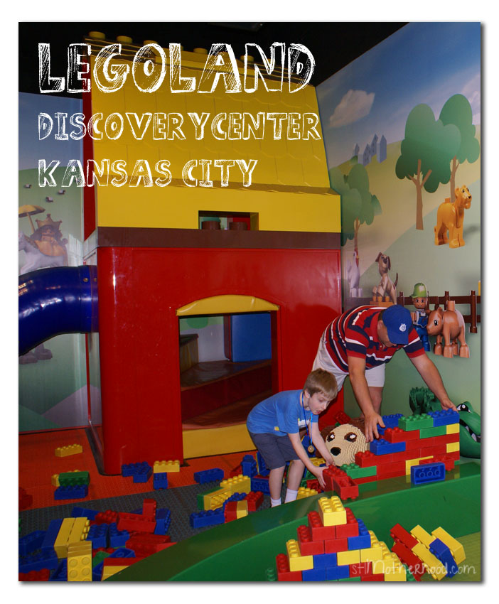 Legoland Kansas City review