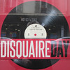 Disquaire Day - squared circle by Monceau