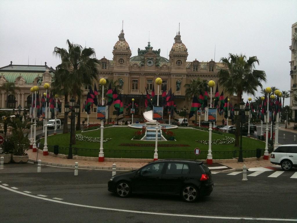 Place Casino Monaco