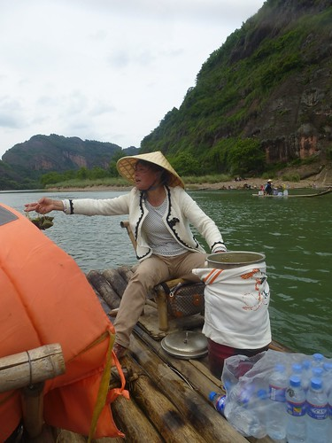Jiangxi-Longhu Shan-3 Radeau (33)