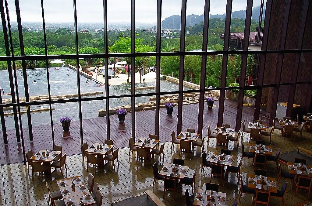 礁溪老爺酒店自助餐