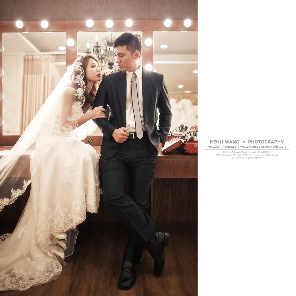 Kenji Wang x Photography 婚禮記錄