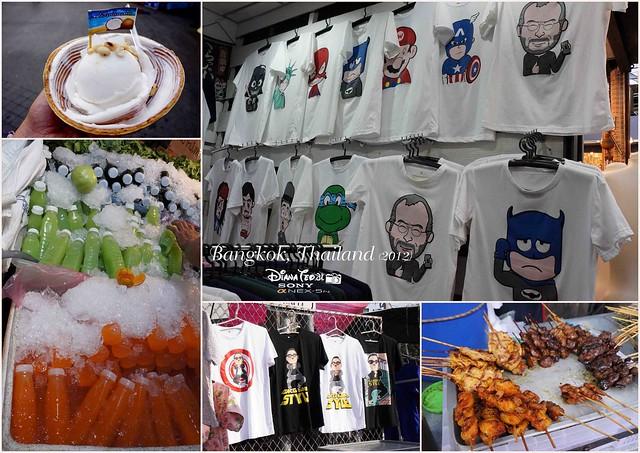 Bangkok, Thailand - Chatuchak Weekend Market