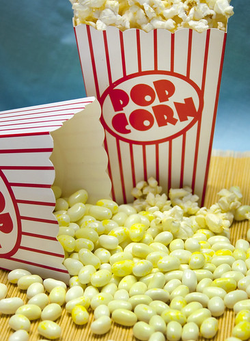 Jelly Belly Buttered Popcorn jelly beans turn 25 this year.