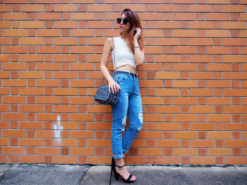 B1 Boyfriend jeans 5