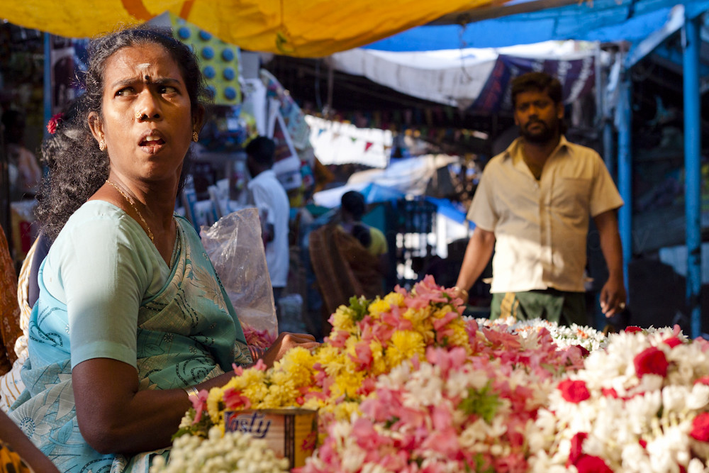 Pondicherry Market