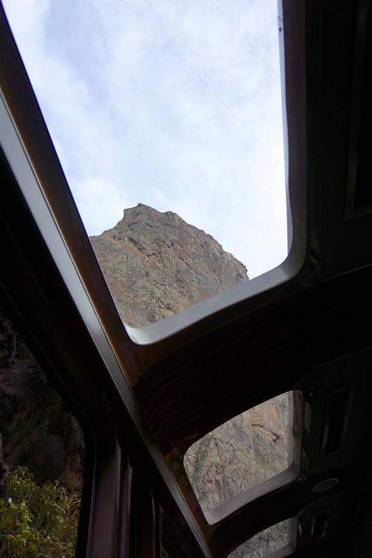 train to Aguas Calientes 14