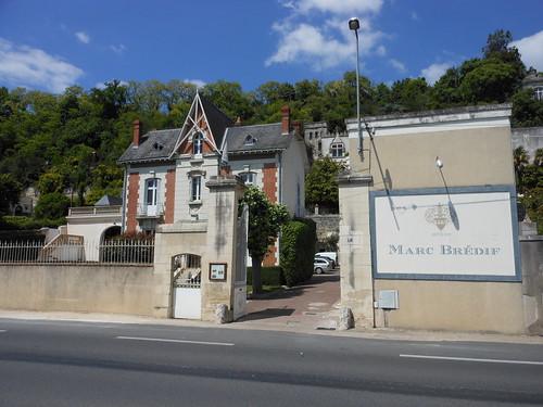 Marc Bredif near Vouvray
