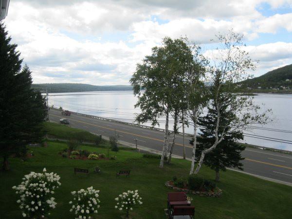 Auberge L'Ancêtre Gaspé (Gaspésie, Québec, Canada)