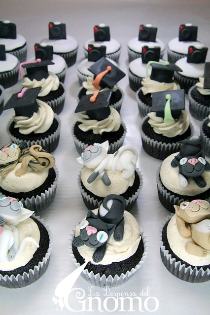 Cup Cake Ideas For Boys