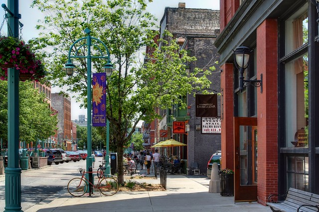 Walkable Urbanism: Milwaukee's Third Ward