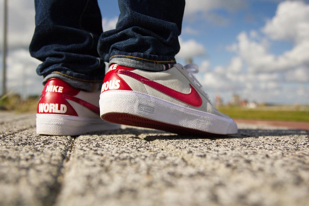 Nike Zoom SB Bruin x Supreme  921bebe378