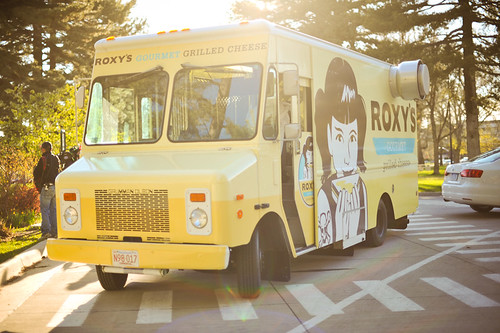 roxy's gourmet grilled cheese truck