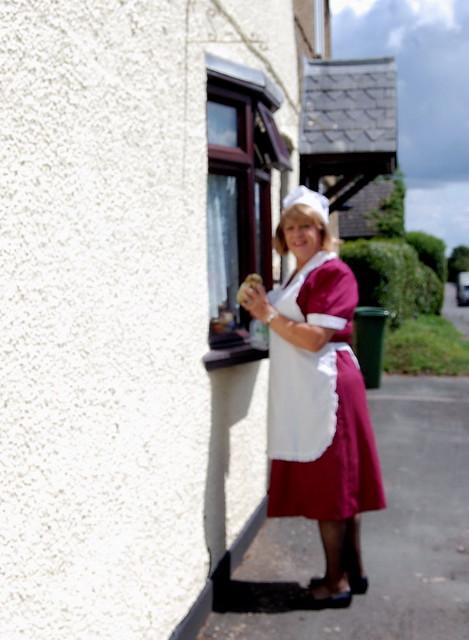 maid on duty