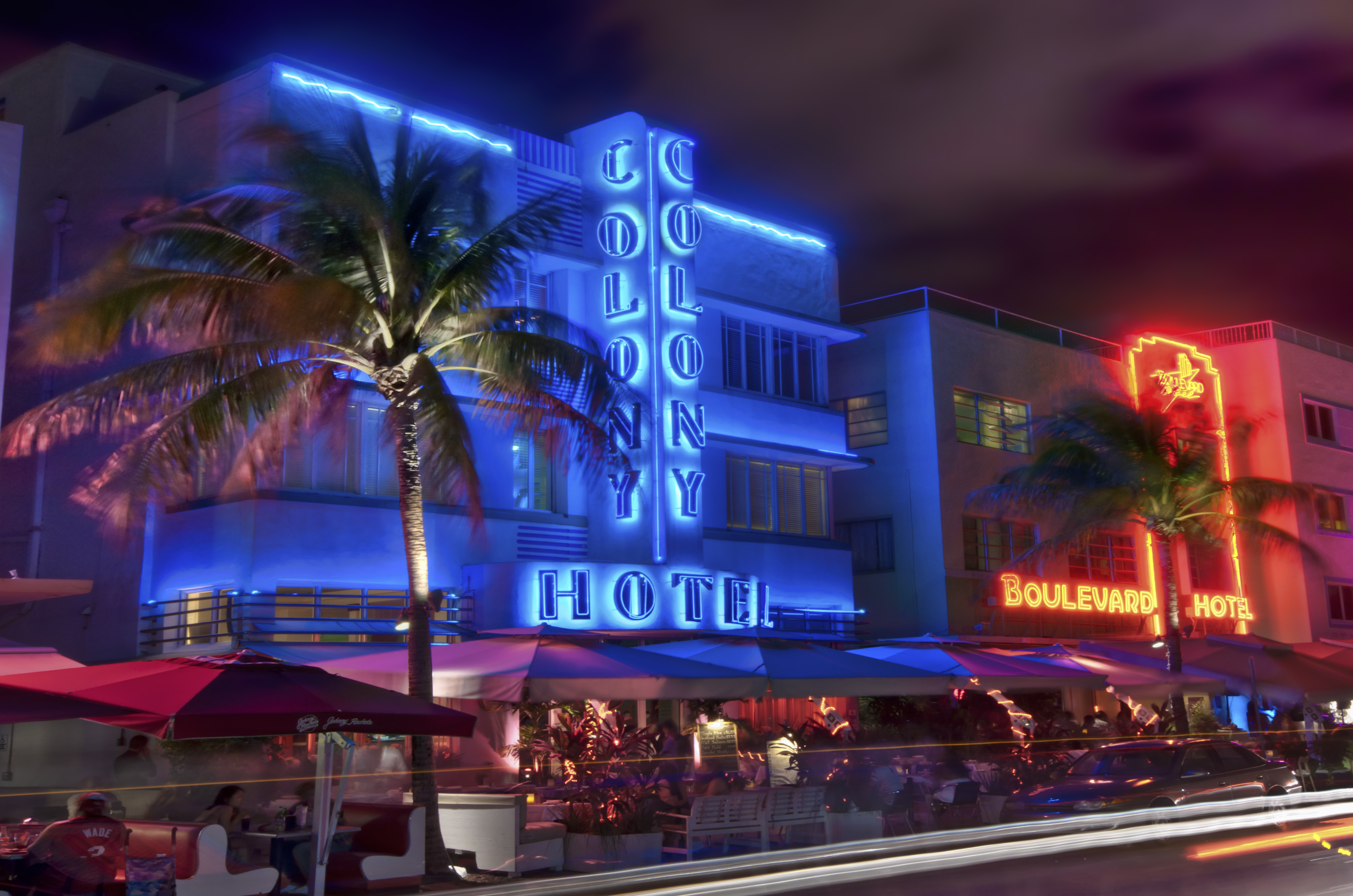 Elevation of miami beach fl usa maplogs for Bloody bay wall mural