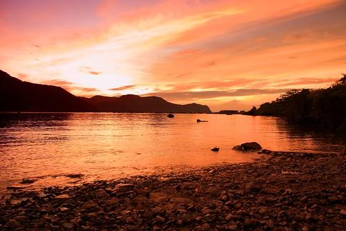 Sun set - Con Dao - Viet Nam