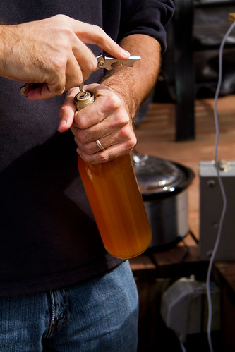 Opening the Mead
