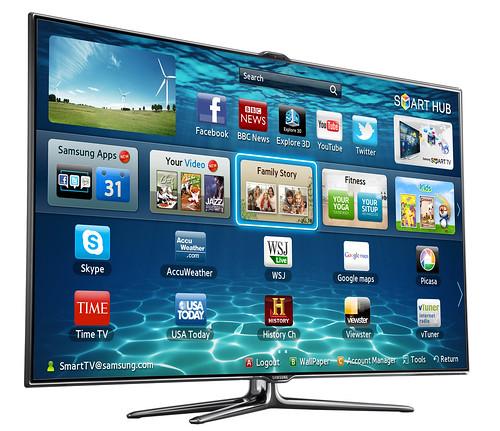 TV LED ES7000_L30_Smart Hub
