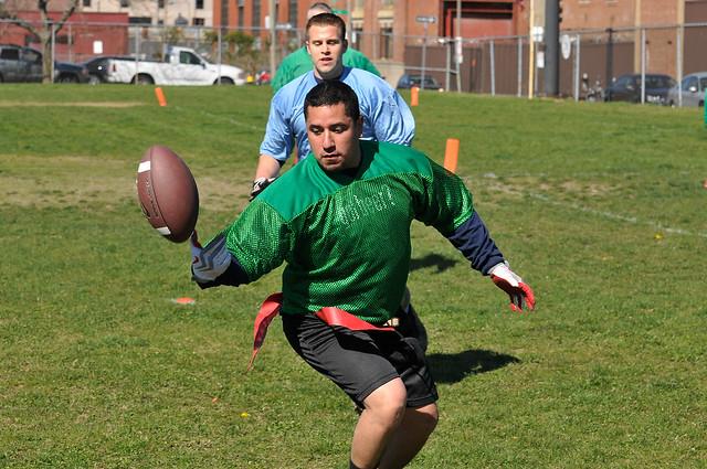 Gay Flag Football 116