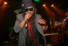 Skindred at Dirty Dog Bar