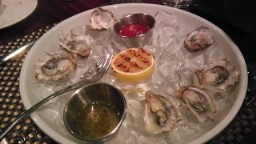 Pacific Gold Oysters from Morro Bay