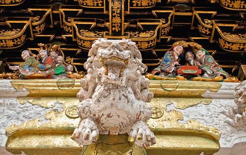 Toshogu carvings