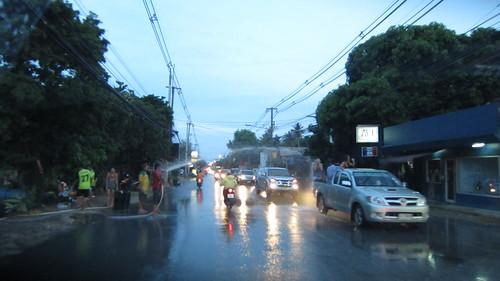 Koh Samui Songkran 2012 サムイ島ソンクラーン (8)