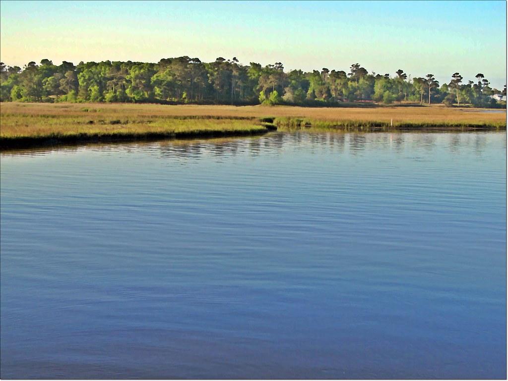 Mink island south carolina tripcarta for Little river fishing fleet north myrtle beach sc