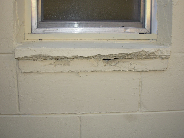Photo for Window sill replacement