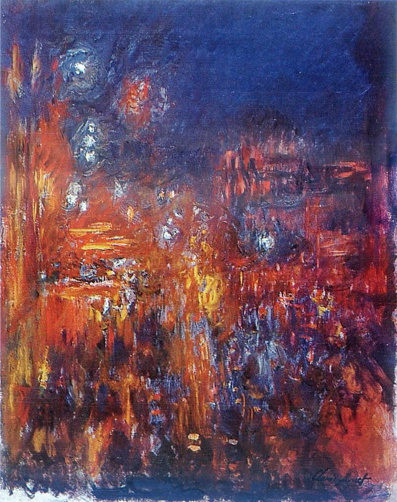 Oil Painting Framed Art