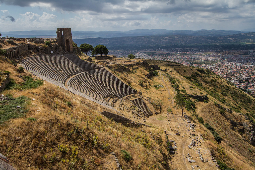 Pergamon Amphitheatre