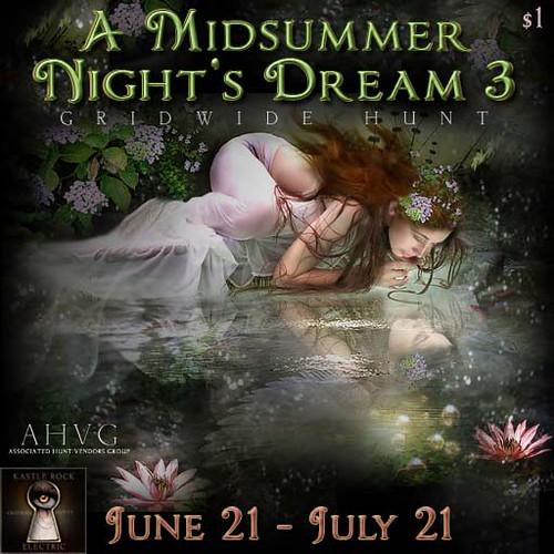 Midsummer Night's Dream 3 by Cherokeeh Asteria