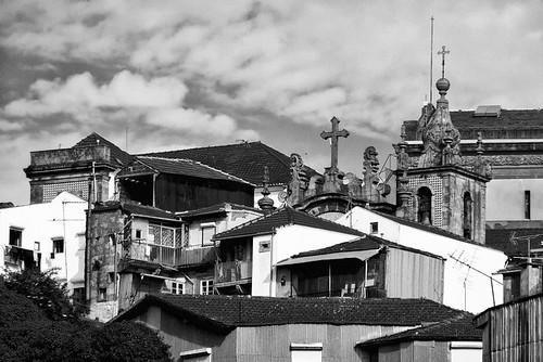 old Oporto by @uroraboreal