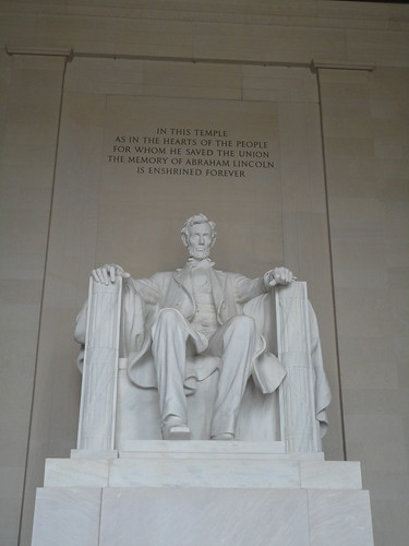 Lincoln Memorial (8) by chris kats