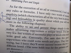 Book: Advertising Pure and Simple