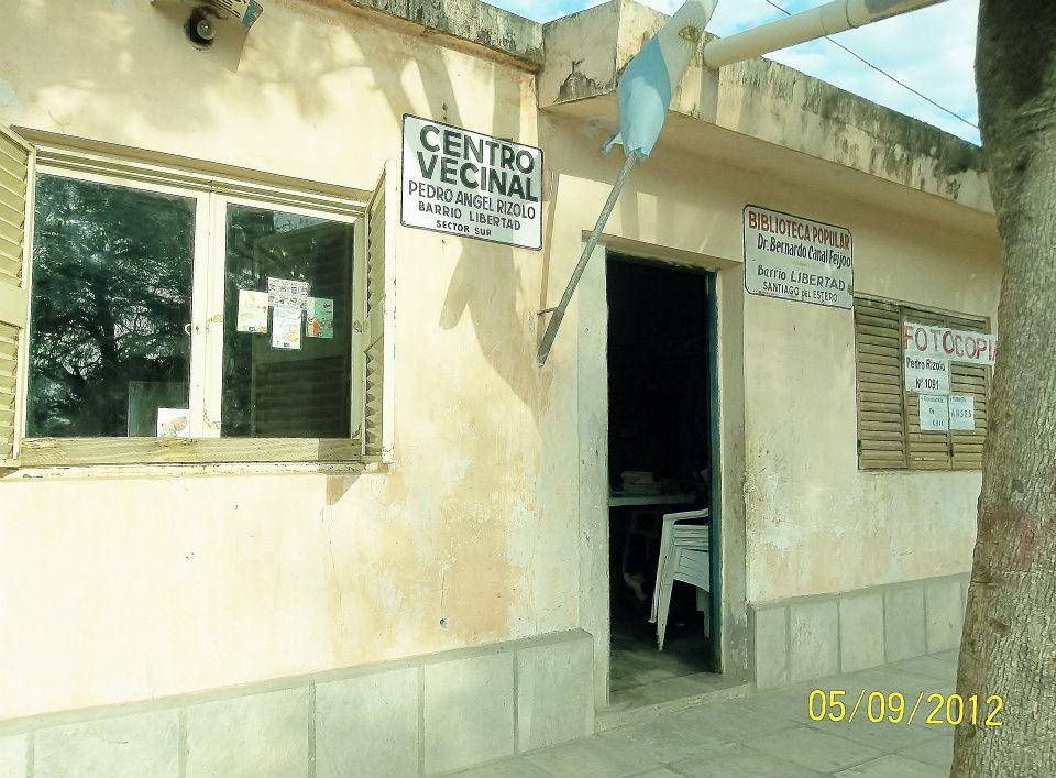 Biblioteca Popular Bernardo Canal Feijoo