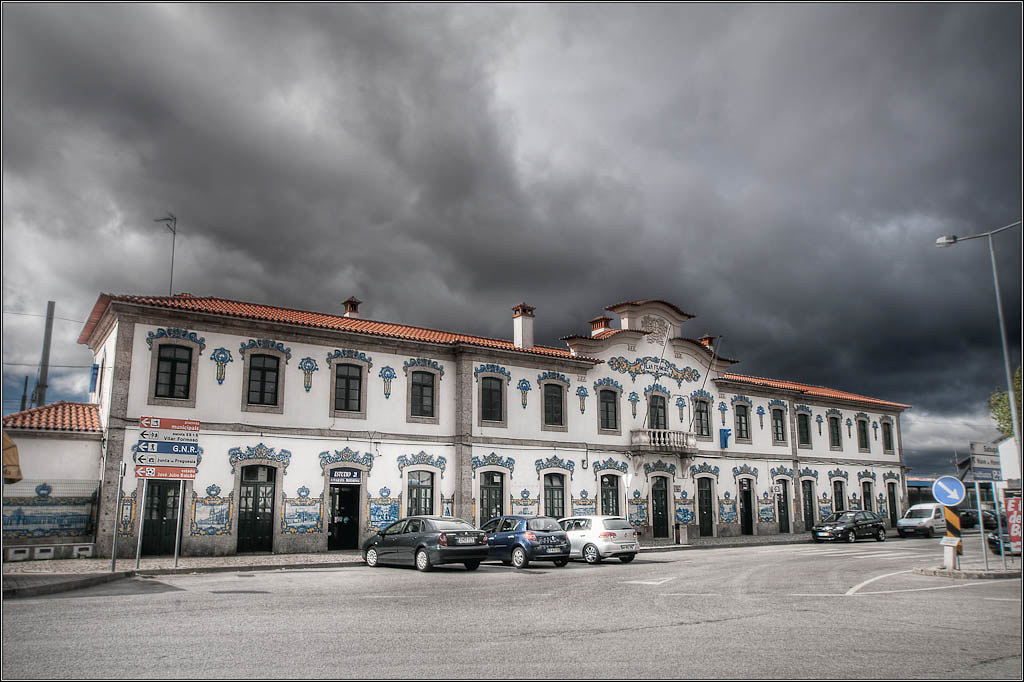 Estación de tren - Vilar Formoso (Portugal)